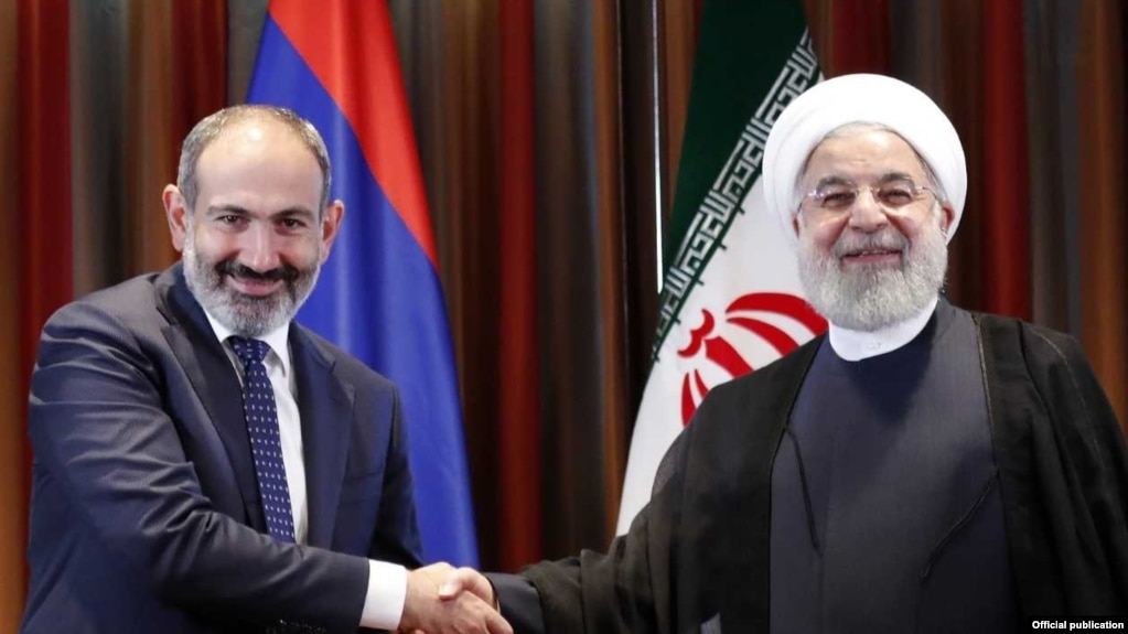 Премьер-министр Армении с двухдневным официальным визитом посетит Иран