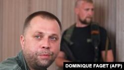 Один из лидеров сепаратистов Александр Бородай