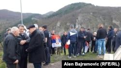 Obilježavanju je prisustvovalo stotinjak građana