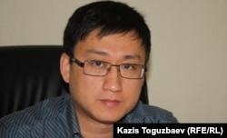 Николай Негай, заместитель директора республиканского центра психиатрии. Алматы, 8 мая 2013 года.