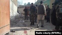Afghanistan -- Nangarahar blast,17jan2015