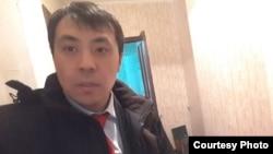Адвокат Бауыржан Азанов.