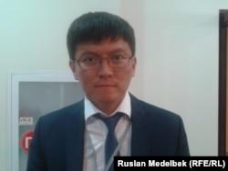 Даур Чигамбаев, представитель министерства экономического развития и торговли Казахстана. Алматы, 18 июля 2013 года.
