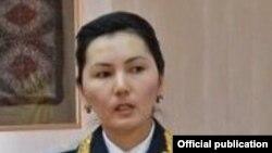 Аида Салянова