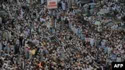 Thousands gathered across cities in Afghanistan and Pakistan to protest the cartoons depicting the Prophet Muhammad.
