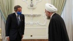 نخستین سفر رسمی رافائل گروسی، مدیرکل آژانس بینالمللی انرژی اتمی به ایران