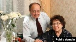 Резеда Ганиева с супругом, ученым Зуфаром Рамиевым. Фото: shahrikazan.ru