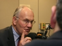 U.S. Senator Larry Craig at RFE/RL
