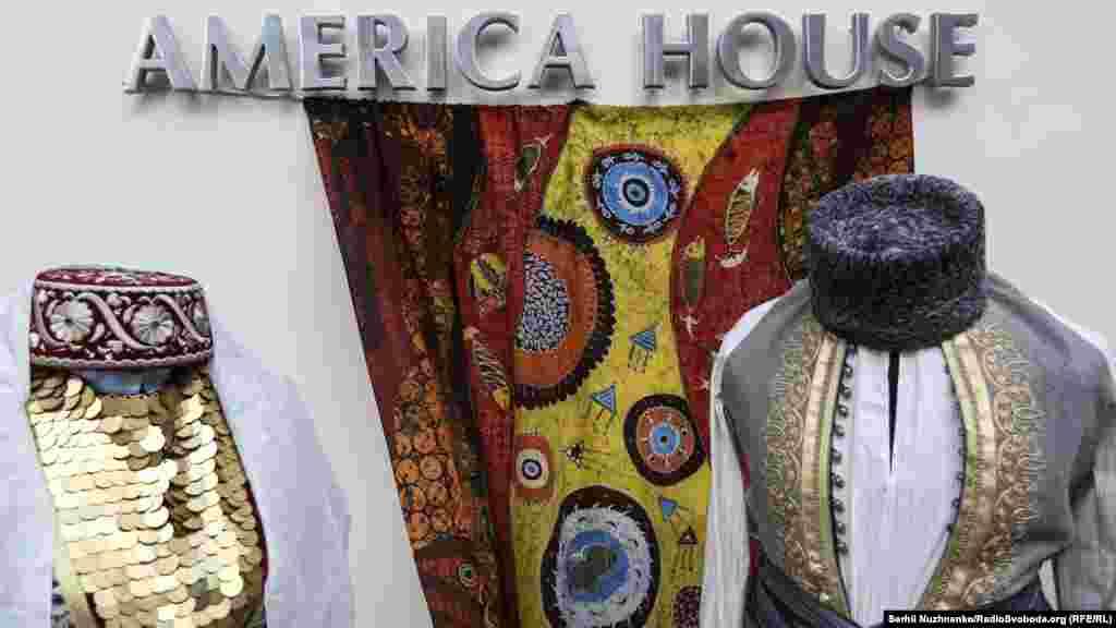 «Крымский вечер» в Международный день коренных народов мира в Американском доме