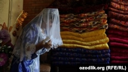 Узбекская невестка.