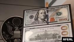 Yeni 100 ABŞ dolları