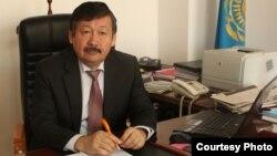 «Ұлттық тестілеу орталығы» директоры Қали Әбдиев.