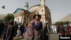 ارشیف، کابل کې د اختر له لمانځه وروسته