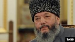 Ставрополь өлкесінің бас мүфтиі Мухаммад Хаджи Рахимов.