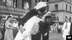 Знімок був зроблений 14 серпня 1945 року