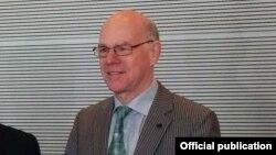 Председатель Бундестага Германии Норберт Ламмерт (архив)