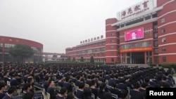 Çində yeni nəsil liderlər seçilir