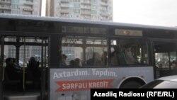 Bakıda 17 avtobusun yolu qısaldılıb, bəzi avtobuslar isə ləğv olunub.