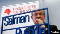 Salman Rushdie, Frankfurt kitab sərgisi 2015