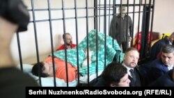 Роман Насіров у суді, 5 березня 2017 року