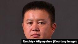 Тынчтык Алтымышев.