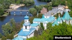 Свято-Успенська Святогірська лавра в Донецькій області