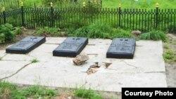 Падобная сытуацыя на каталіцкіх могілках у 2007 годзе