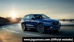 Jaguar, model F-Pace