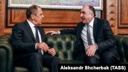 S.Lavrov və E.Məmmədyarov