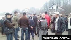 Štrajk radnika Vegafruita