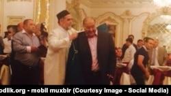 Uzbekistan - billionaire Alisher Usmonov's birthday in Tashkent, 8 September 2014