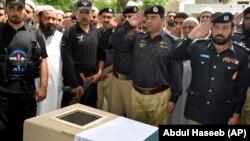 پاکستاني پوليس (ارشيف)
