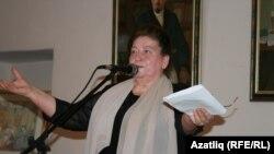 Нәҗибә Сафина