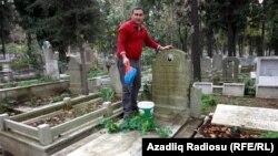 Xəlil bəy Xasməmmədlinin İstanbuldakı məzarı