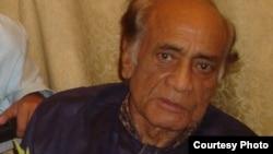 Pakistani Singer Mehdi Hassan