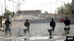 Сотрудники сил безопасности Ирака. Иллюстративное фото.