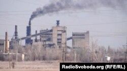 Українське вугіллядобувне підприємство на окупованій території