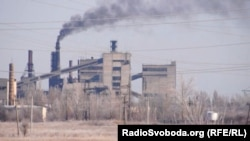 Українське вуглевидобувне підприємство на окупованій території