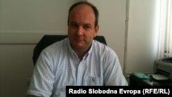 Дејан Бешлиев, директор на Македонско–руската стопанска комора.