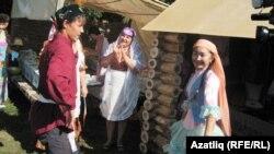 Казак бәйрәмендә татар казаклар варислары да катнашты