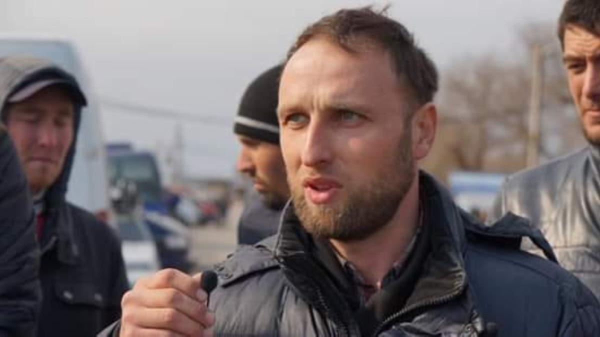 У арестованного в Крыму гражданского журналиста проблемы с сердцем €? адвокат