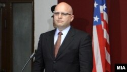 Заменик помошникот на американскиот државен секретар Филип Рикер