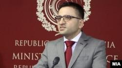 Заменик претседателот на македонската Влада задолжен за Европски прашања Фатмир Бесими