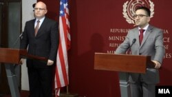 Вицепремиерот за европски прашања Фатмир Бесими