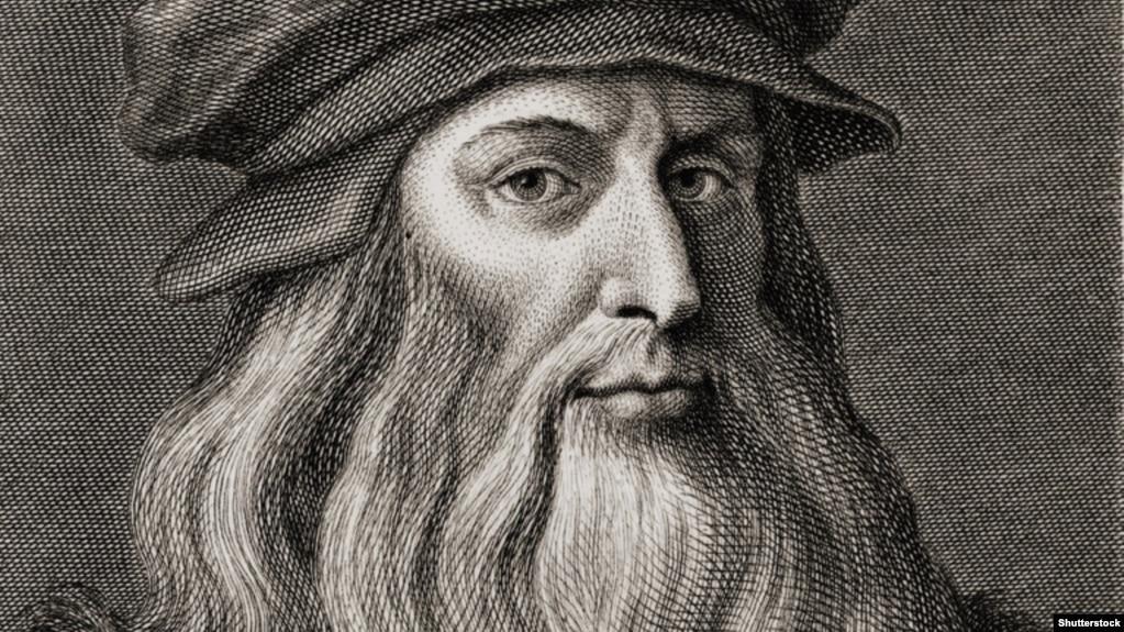 Универсальный гений эпохи Возрождения.  Леонардо да Винчи, который умер 500 лет назад