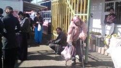 Türkmenistan dilegçilere, arakhorlara jezany güýçlendirdi
