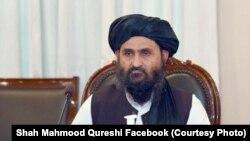 د طالبانو مرستیال مشر ملا عبدالغني برادر
