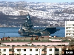 Авианосець «Адмирал Кузнецов»