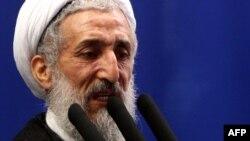 Senior Iranian cleric Hojatoleslam Kazem Sedighi