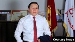 Жениш Молдокматов.